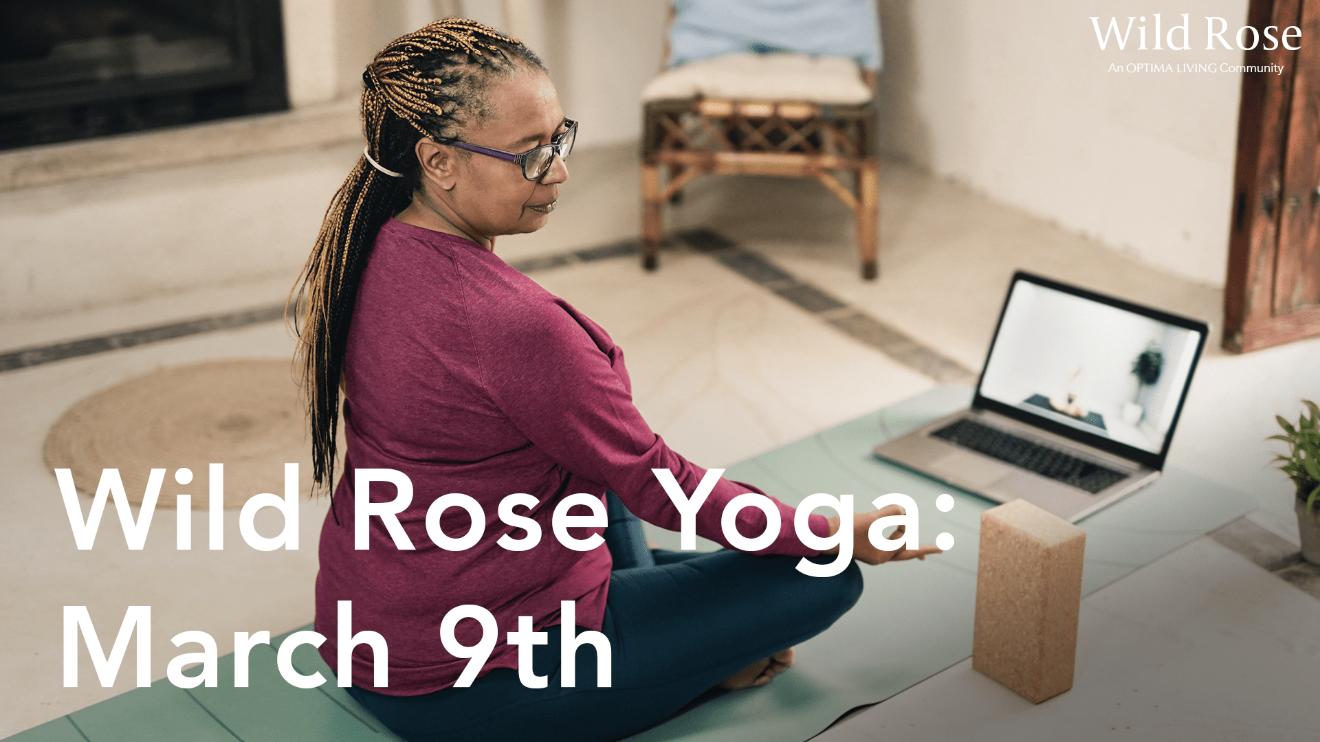 Wild Rose Yoga: March 9th